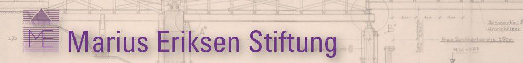 Eriksen Stiftung